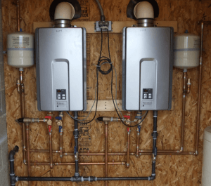 Water Heat - Tankless Water Heaters