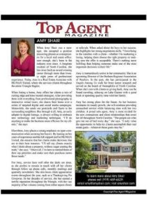 Best Real Estate Agent in North Carolina Award 2016